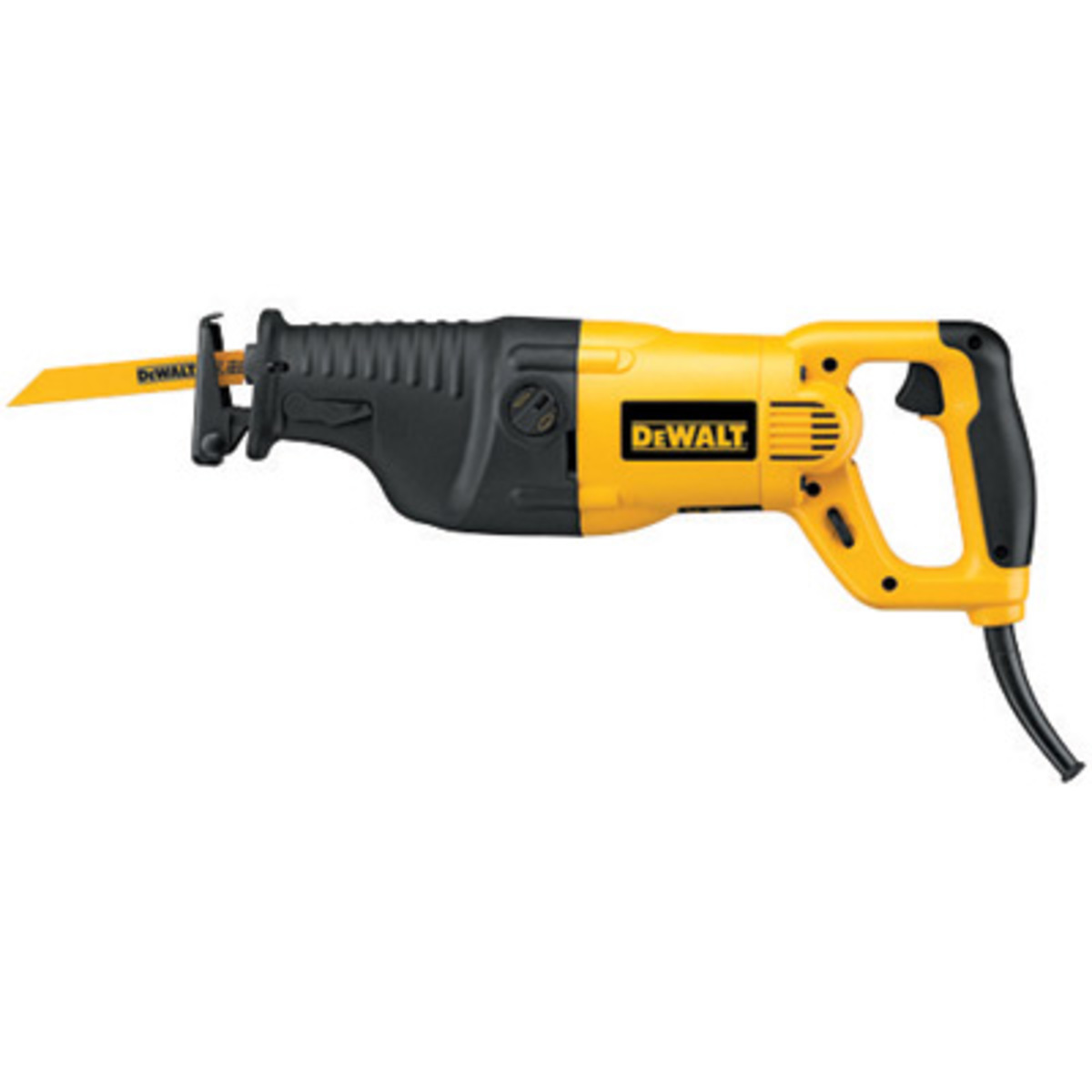 Airgas dewalt 13 a 2700 spm corded heavy duty reciprocating saw kit with keyless stainless steel keyboard keysfo Images