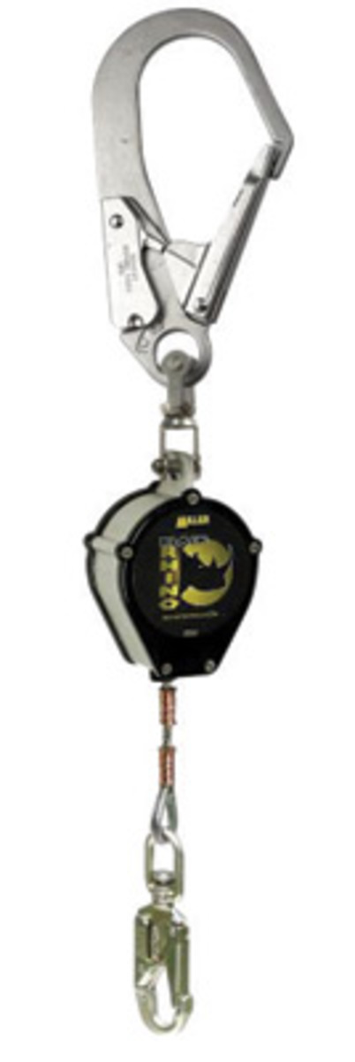 Load Of Fall Arrest Indicator : Airgas dfpcfl z ft miller by honeywell black