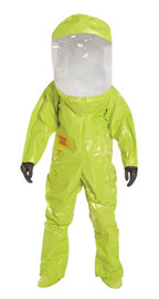 DuPont™ Large Yellow Tychem® 10000 28 mil Tychem® 10000 Suit