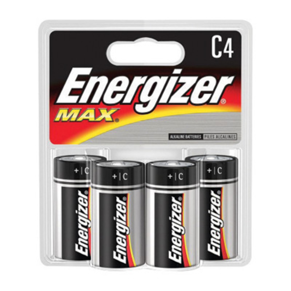 airgas e33e93bp 4 energizer eveready max 1 5 volt c alkaline battery with flat contact. Black Bedroom Furniture Sets. Home Design Ideas