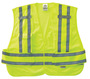 Ergodyne Medium - Large Lime GloWear® 8244PSV Polyester/Mesh Vest