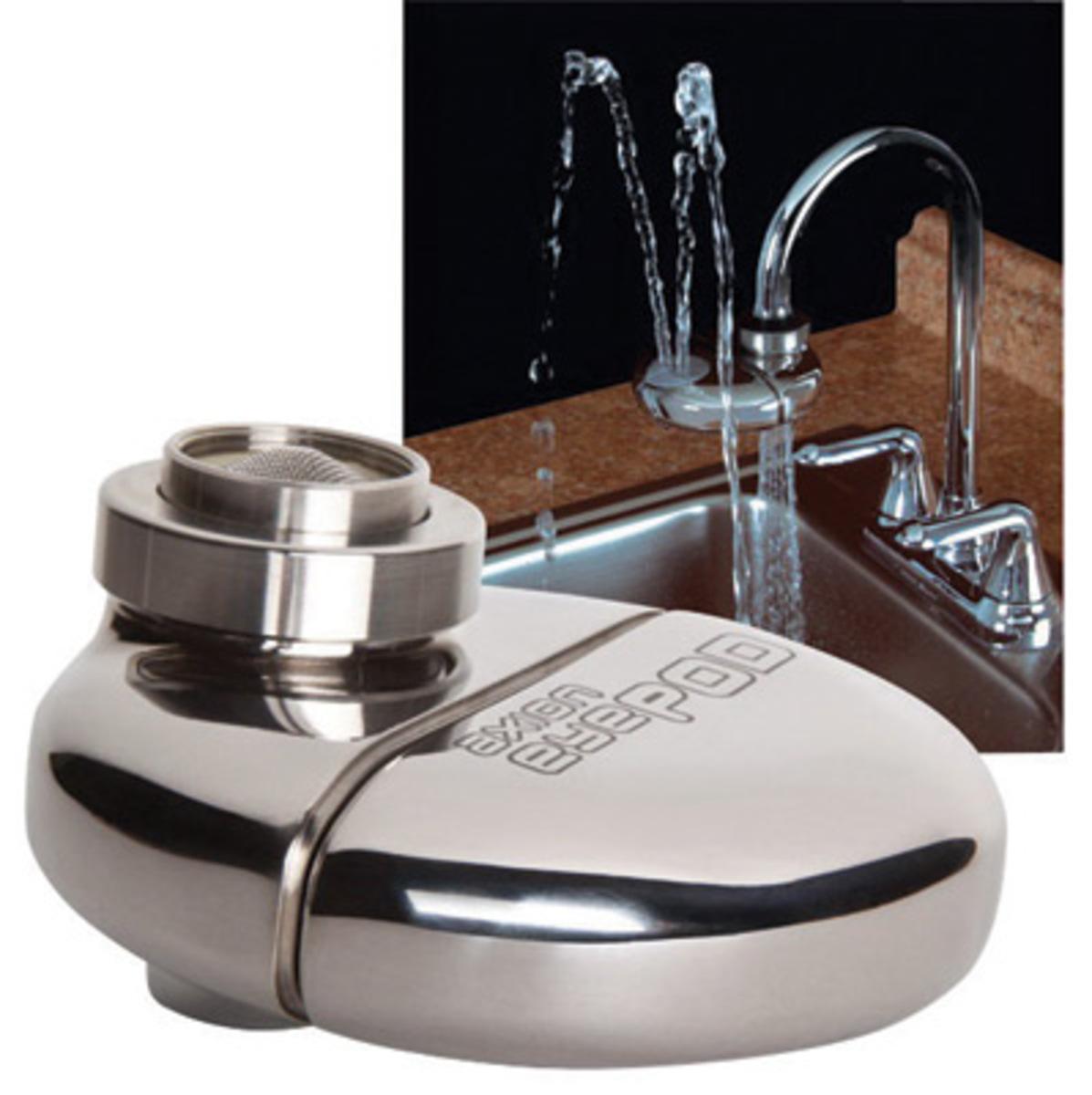 Airgas - H307620 - Haws® AXION® eyePod® Eye Wash Station