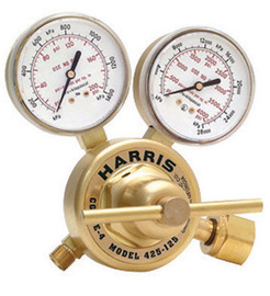 Harris® Model 425-50-510P Medium/Heavy Duty Propane Single Stage Regulator, CGA-510P