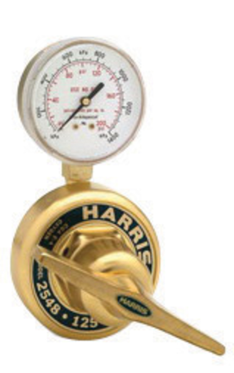 Harris® Model 2548-200-1/4 High Flow Heavy Duty Inert Gas