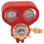Harris® Acetylene Red Gauge Guard (For Use With 25 And 425 Regulator)