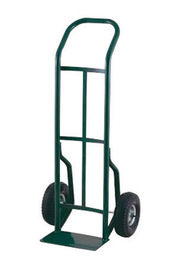 Harper™ Series 52T 600 lb Steel Industrial Hand Truck With 8