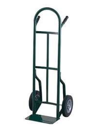Harper™ Series 53T 600 lb Steel Industrial Hand Truck With 10