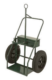 Harper™ Series 900 Heavy Duty Cylinder Cart With 21