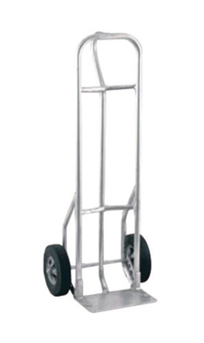 harper series a27l aluminum extra heavy duty hand truck with 10 - Heavy Duty Hand Truck