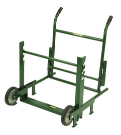 Harper™ Series WR Wheel N' Reel Hand Truck With 8