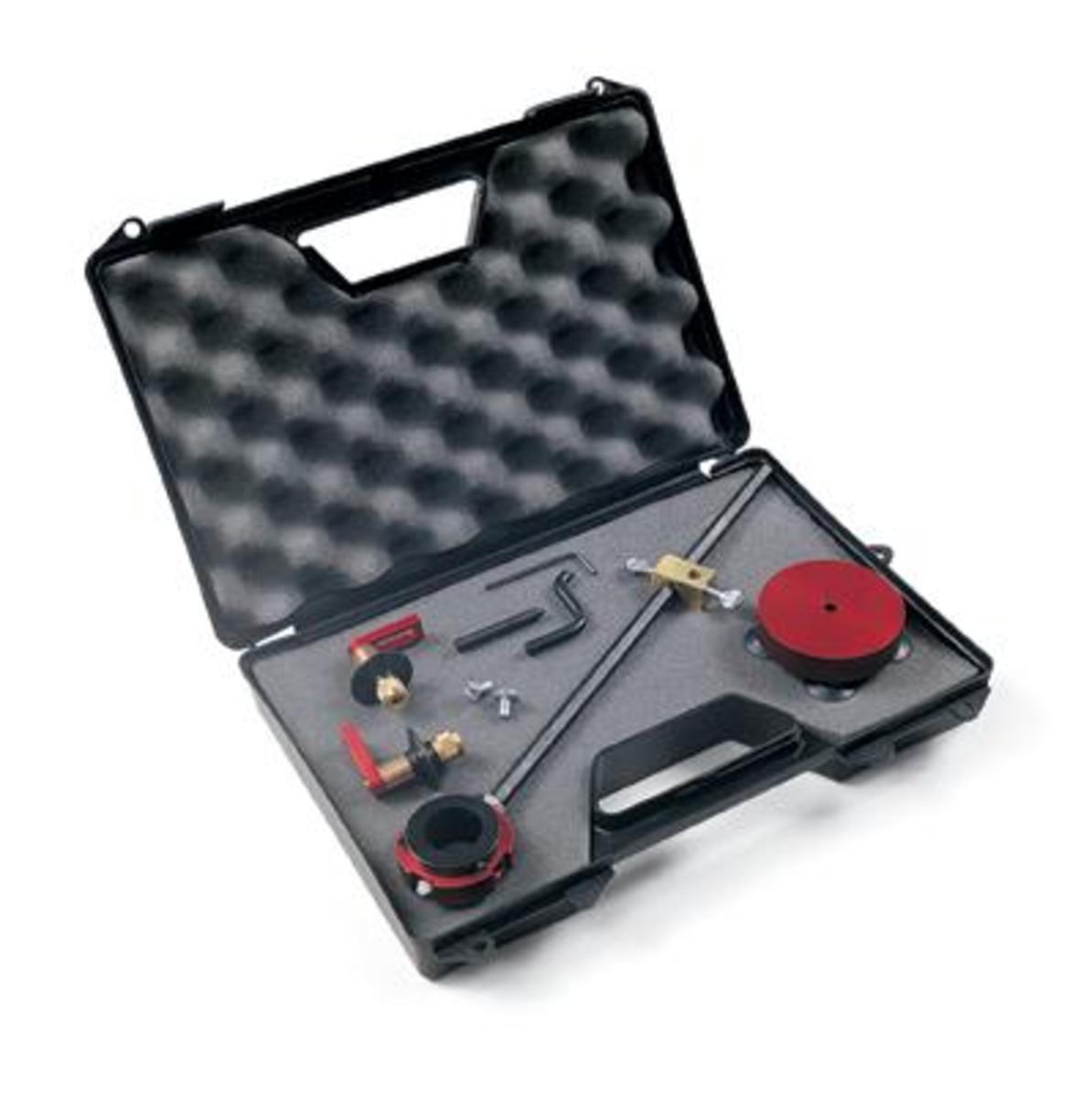 Airgas Hyp027668 Hypertherm Deluxe Circle Cutting Guide  # Plasma De Luxe