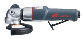 """Ingersoll Rand .88 hp Angle Rear Exhaust Air Die Grinder With 5/8"""" - 11 Thread Spindle 