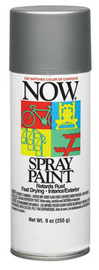 Krylon® Products Group 9 Ounce Aerosol Can Aluminum Krylon® Enamel Paint