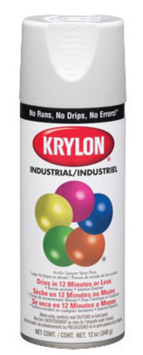 Airgas K04k01806 Krylon Products Group 16 Ounce Aerosol Can Sun Yellow Krylon Interior