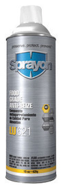 Krylon® Products Group Sprayon® LU™ 621 White 15 Ounce Aerosol Can Food Grade Anti-Seize Compound
