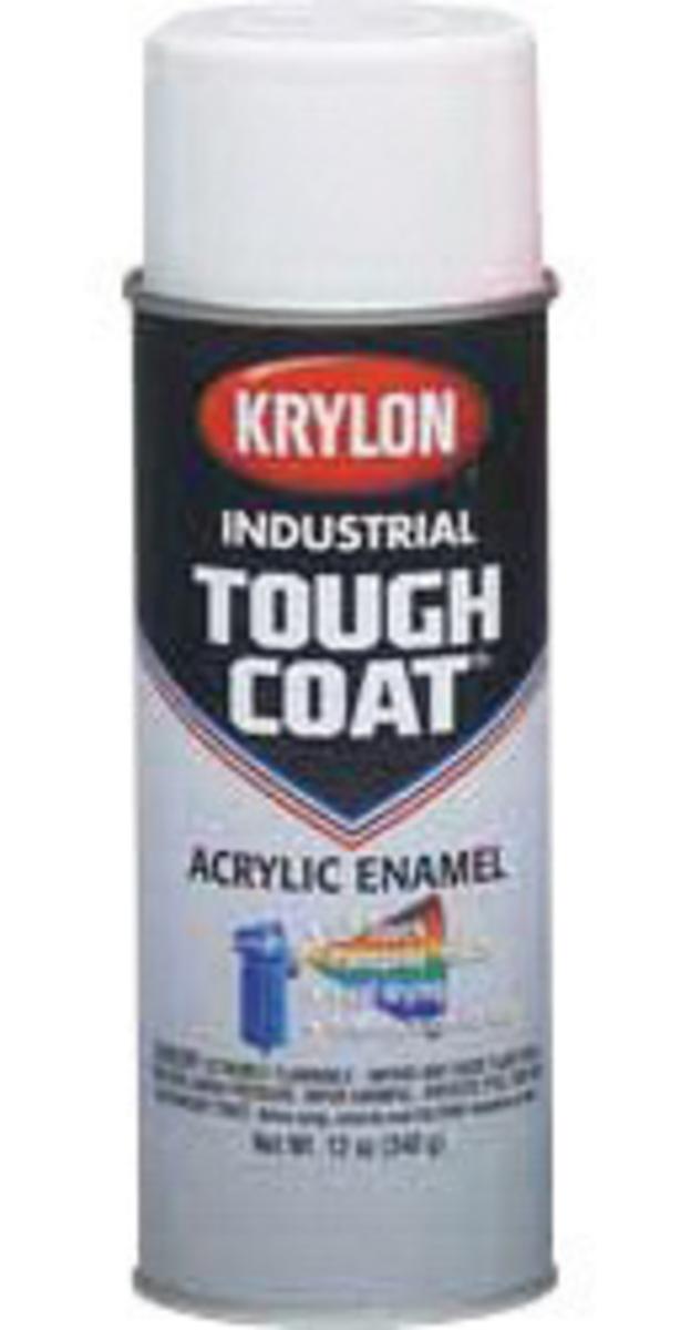 Airgas K04s01445 Krylon Products Group 16 Ounce Aerosol Can Medium Green Krylon Tough Coat