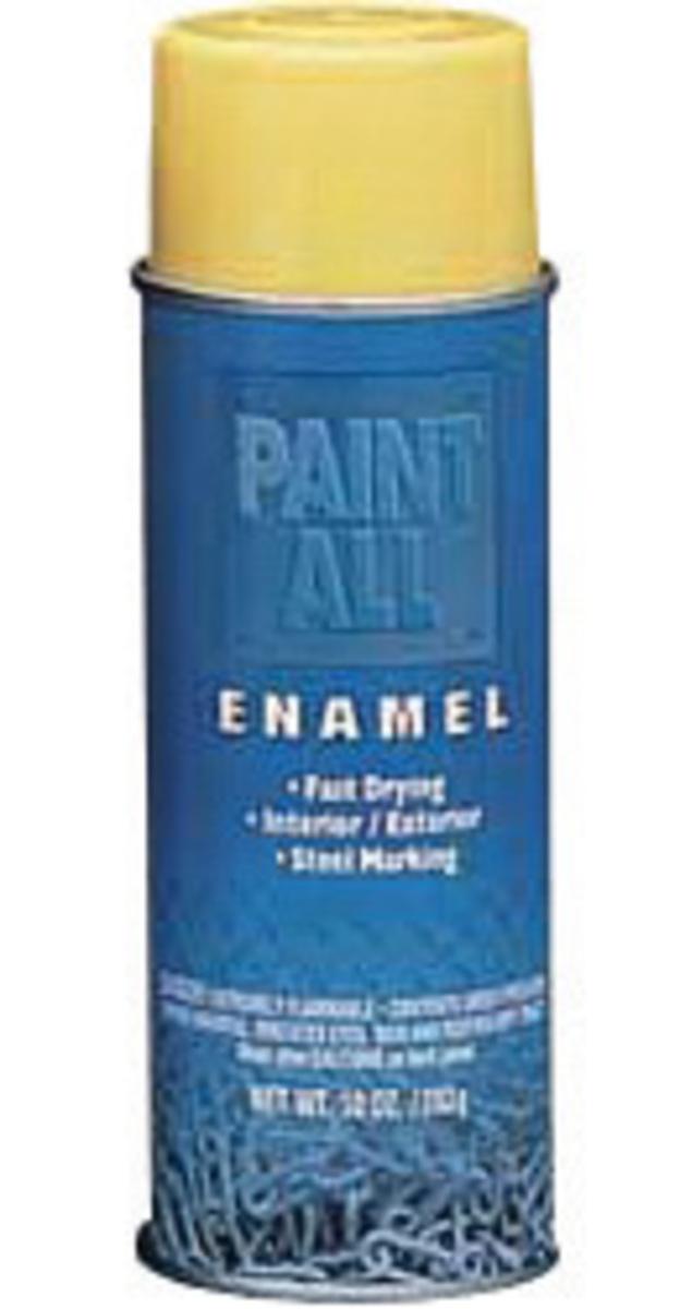 Airgas K04s04106 Krylon Products Group 10 Ounce Aerosol Can Green Sprayon Paint All