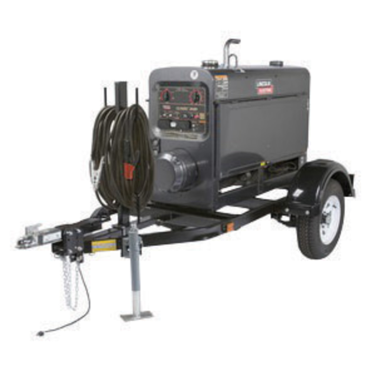 Lincoln ElectricR ClassicR 300D Ready PakR Engine Drive Welder With 4 Cylinder