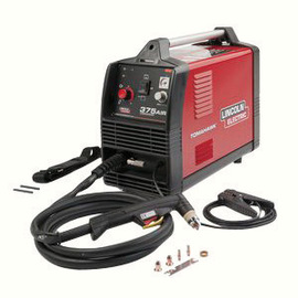 Lincoln Electric® Tomahawk® 375 Air Plasma Cutter, 208 - 230 Volt With LC25 Hand Torch And 10' Leads