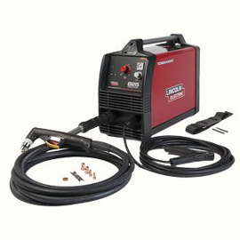 Lincoln Electric® Tomahawk® 625 Plasma Cutter, 208 - 230 Volt With LC40 Hand Torch And 20' Leads