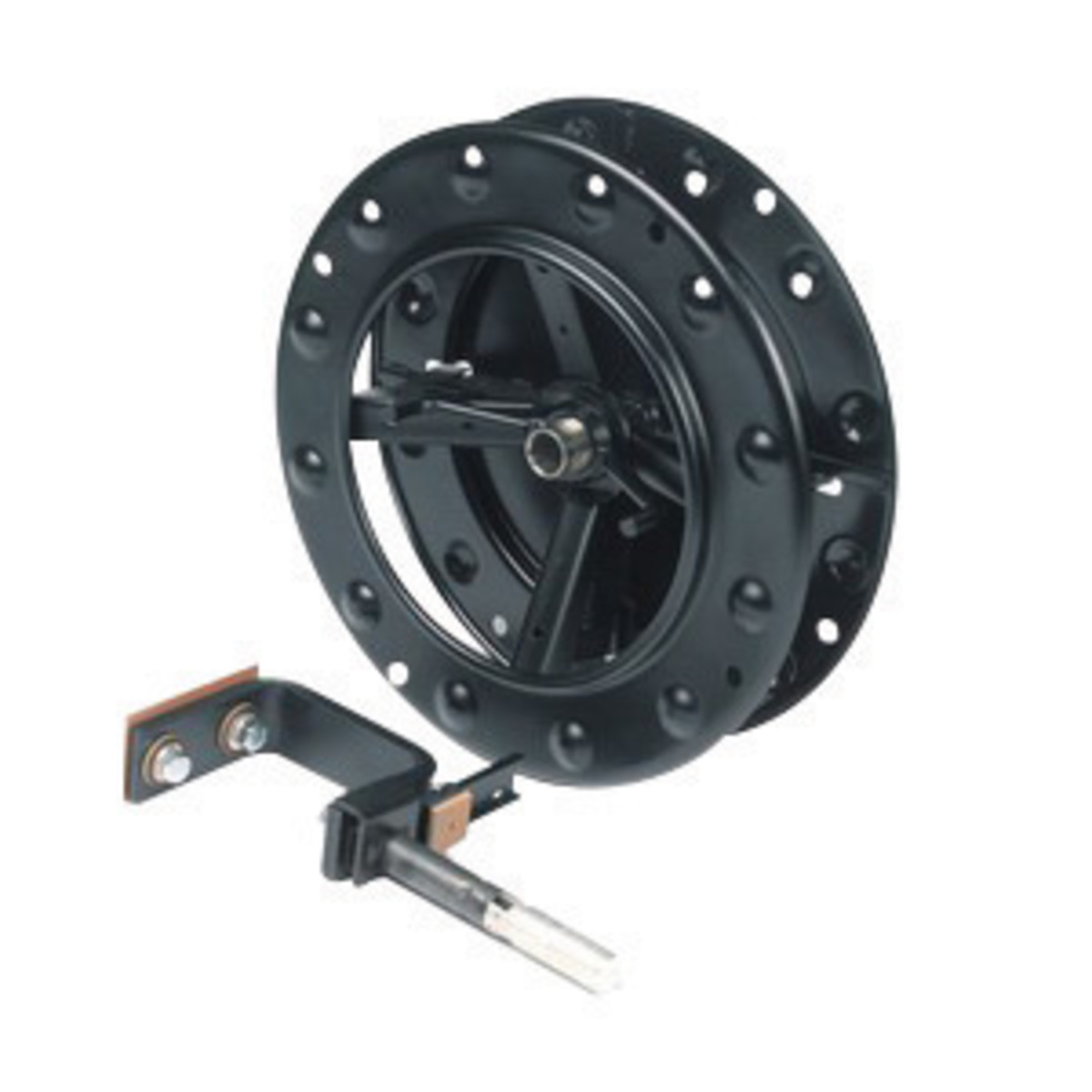 Electrical Wire Spool : Airgas link lincoln electric wire reel assembly