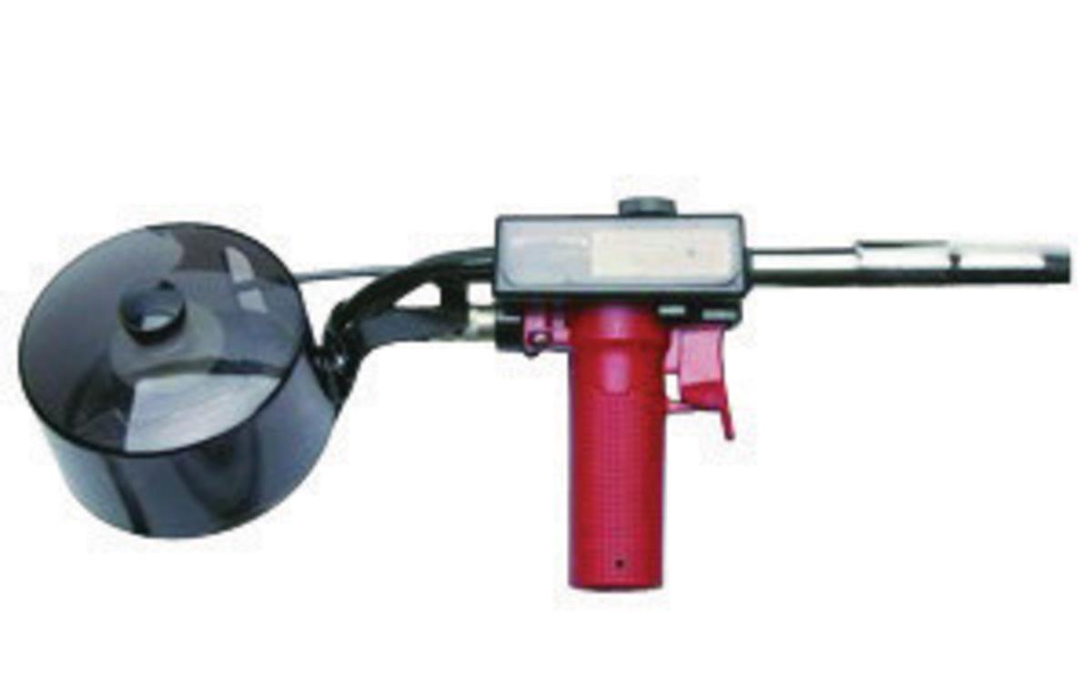 Airgas - LINK487-25 - Lincoln Electric® 250 Amp Magnum® SG Air ...