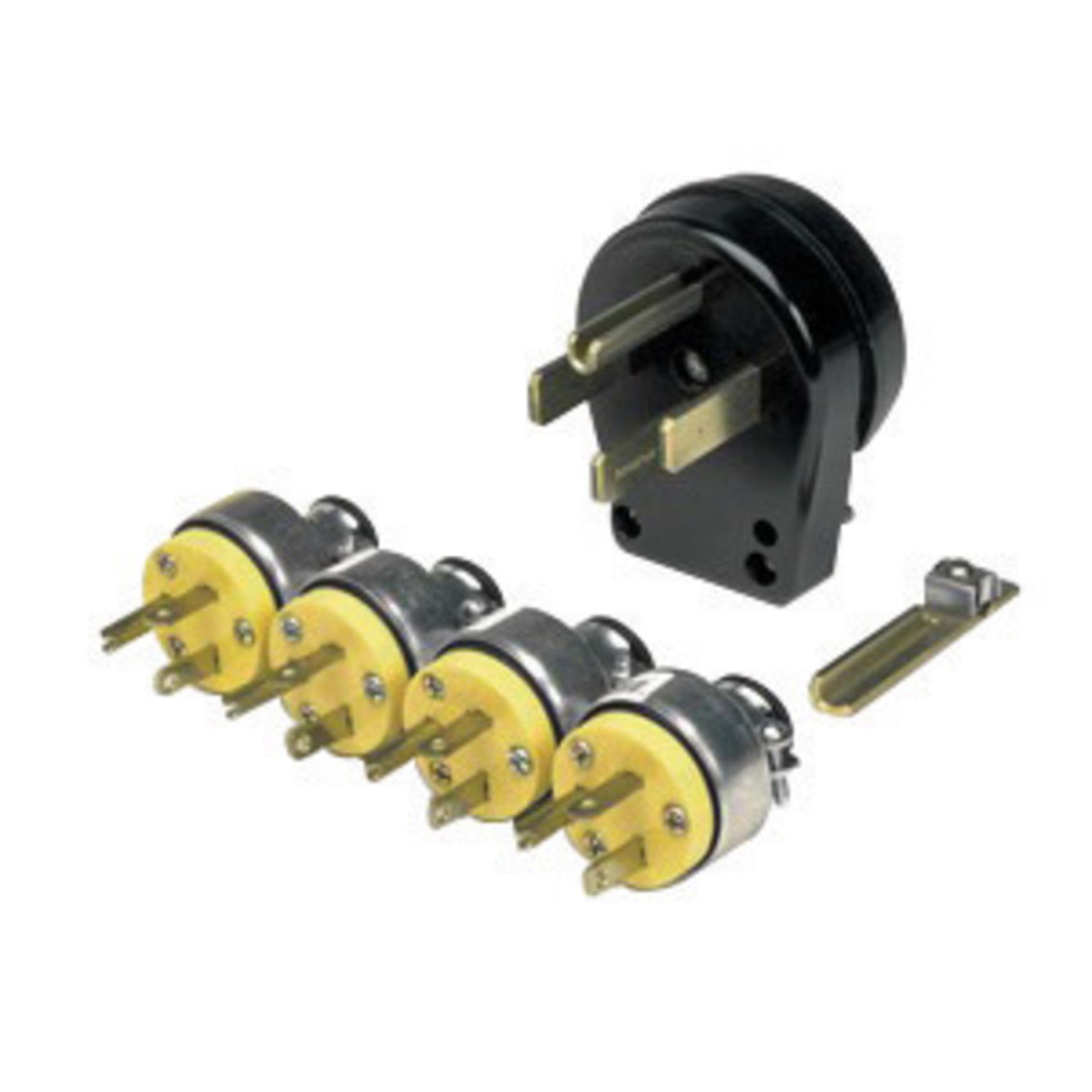 Electric Power Plugs : Airgas link n lincoln electric power plug kit