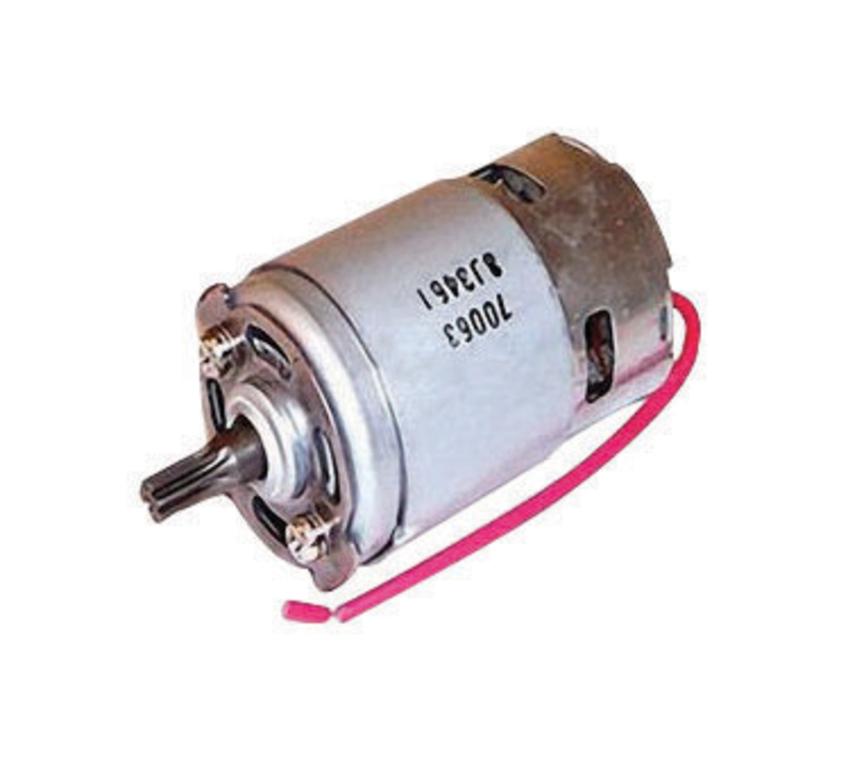 Airgas Met23 30 0105 Milwaukee Motor For Use With