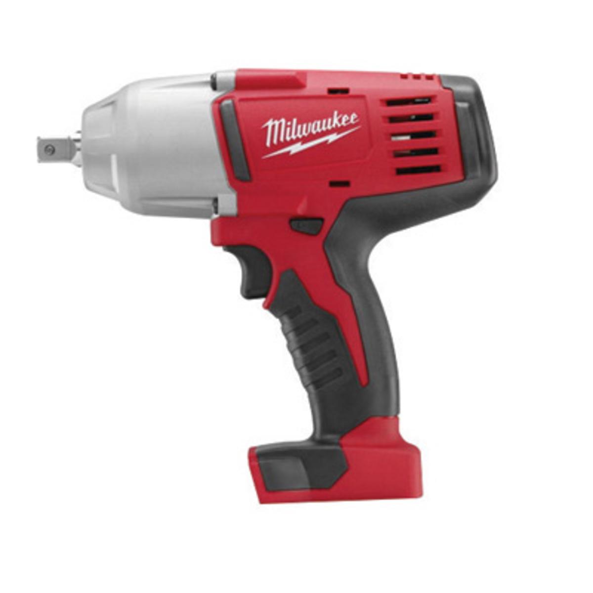 Milwaukee® M18™ 18 V 1900 RPM High-Torque Cordless Impact Wrench