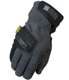Mechanix Wear Medium Gray Wind Resistant Fleece Micro-Fleece/3M Thinsulate Lined Cold Weather Gloves