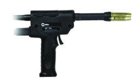 Miller® 250 Amp XR™-Pistol XR-30A Air Cooled Pistol Grip Push-Pull Gun And Cable Assembly For .030