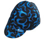 Miller® 7 1/4 Blue Flame Arc Armor® 100% Cotton Welder's Cap With 6 1/2