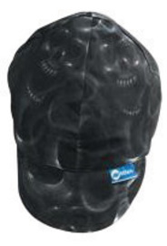 Miller® 7 1/4 Ghost Skulls Arc Armor® 100% Cotton Welder's Cap With 6 1/2