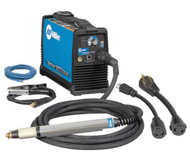Miller® Spectrum® 875 Auto-Line™ Plasma Cutter, 208 - 575 V With XT60M Long Body Machine Torch And 25' Leads