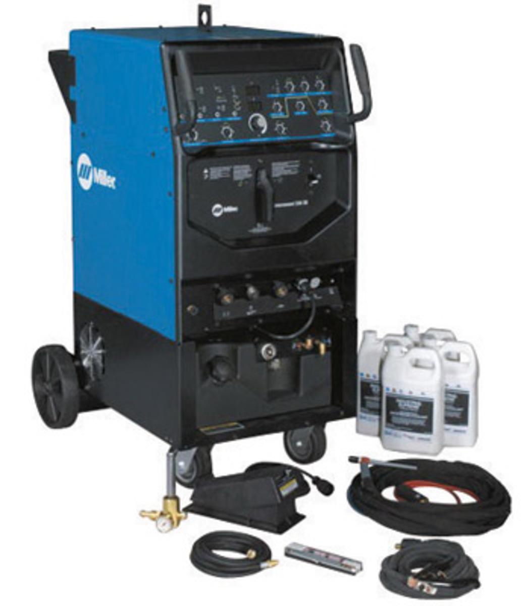 Airgas Mil951118 Miller 174 Syncrowave 174 250 Dx Tig Welder