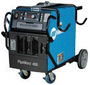 Miller® PipeWorx™ 400 CC/CV 230 - 460 Volt 3 Phase 60 Hz Multi Process Pipe Welding System With Dual Feeder, (2) PipeWorx™ 300 Guns, 25' Cable Kit, Cable Hangers, Running Gear And Handles