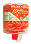 Moldex® Mellows® PlugStation® Tapered Foam Polyurethane Dispenser With Earplugs