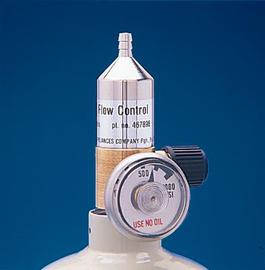MSA .25 LPM Model RP Fixed Flow Regulator For RP Style Calibration Gas Cylinders