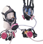 MSA Large Comfo Classic® Series Half Mask Air Purifying Respirator