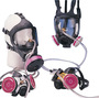 MSA Small Comfo Classic® Series Full Mask Air Purifying Respirator