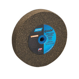 "Norton® 8"" X 1"" X 1"" 60/80 Grit Medium Aluminum Oxide Gemini® Alundum® Type 1 Bench And Pedestal Wheel | Tuggl"