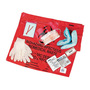 North® by Honeywell Refill Core Pack (For 019746-0033L And 019740-0027L Blood Borne Pathogen Response Kit)