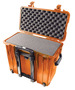 Pelican™ 1.19 cu ft Orange Polypropylene Case