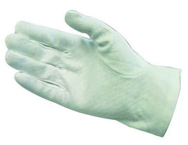 PIP® X-Large Cabaret™ Light Weight Cotton Inspection Gloves With Open Cuff