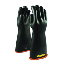 PIP® Size 11 Black And Orange Rubber Class 4 Linesmens Gloves