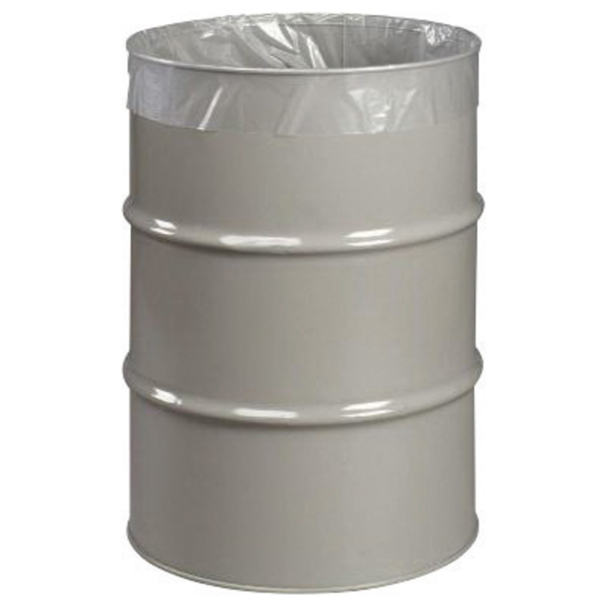 55 Gallon Drum Liners Clear : Airgas poahwy poly america quot gallon