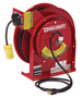 Reelcraft® L5000 Series 15 Amp 12 AWG 50' 3 Conductor Heavy Duty Power Cord Reel 44.00#