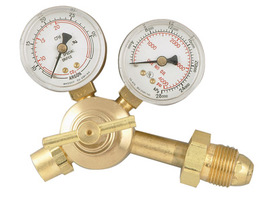 Radnor® Model AF150-580 Victor® Style Single Stage Argon And Argon And Carbon Dioxide Mix Flowgauge Regulator, CGA-580