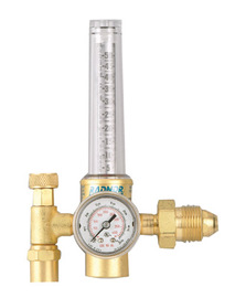 Radnor® Model HRF-1425-580 Victor® Style Single Stage Argon And Argon And Carbon Dioxide Mix Flowmeter Regulator, CGA-580