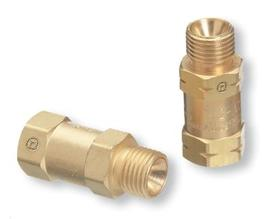Radnor® Fuel Gas And Oxygen Regulator Model Check Valve Set